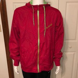 Billabong Hooded Windbreaker Jacket